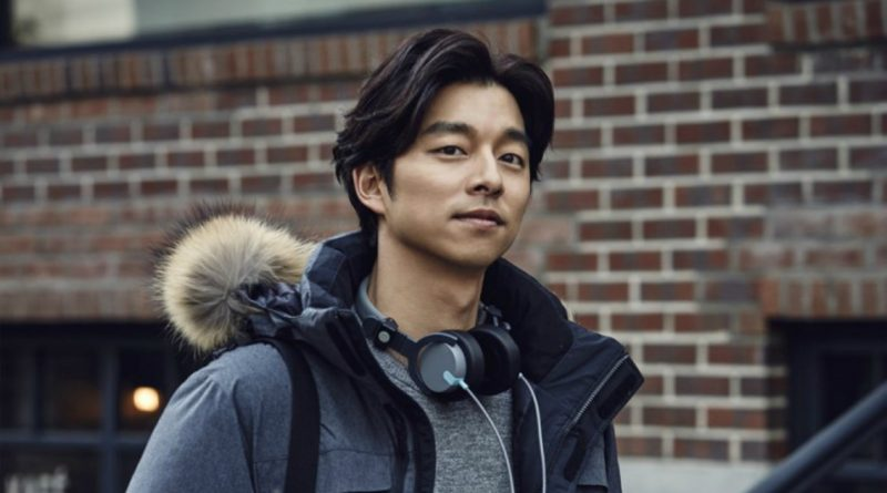 Gong Yoo Esquire Röportajı