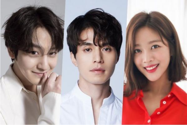 Kim Bum, Lee Dong Wook ve Jo Bo Ah'ın Yeni Dramasında Yer Alacak!