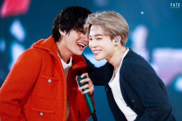 BTS'in V'si ve Jimin'inin Şarkılarının Arkasındaki Hikayeleri