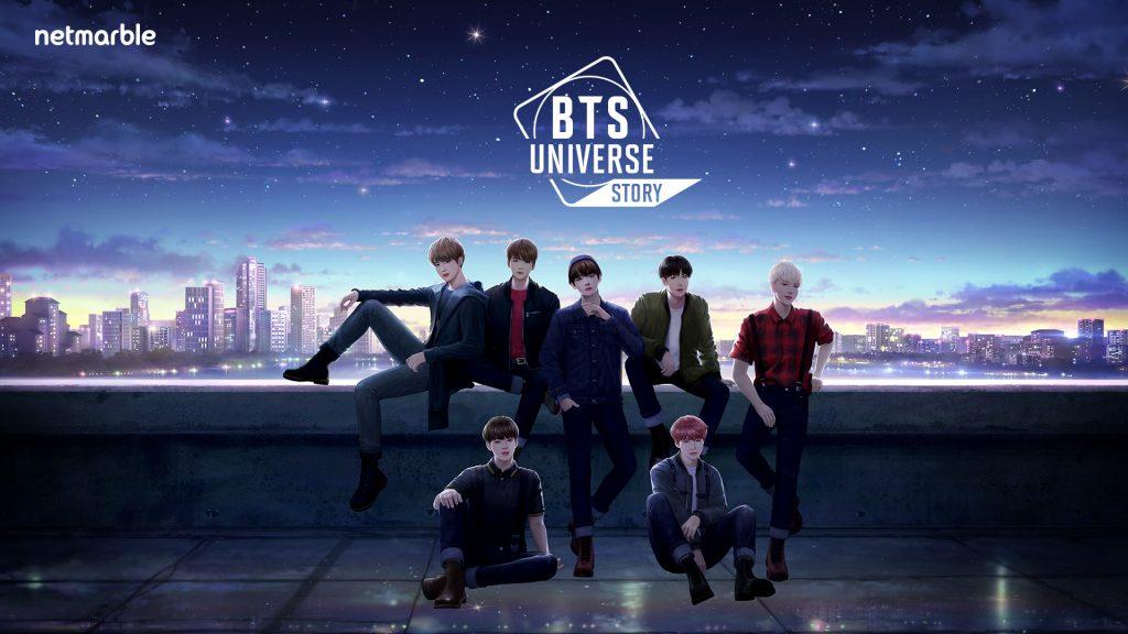 BTS Universe Dramako