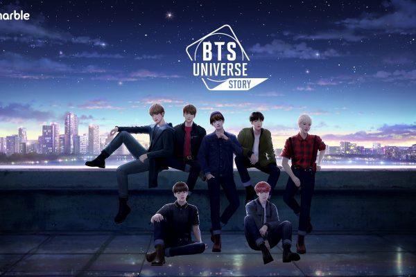 Netmarble, Yeni BTS Oyununu Duyurdu! BTS Universe Story 18 Ağustos'ta Erken Erişime Açıldı!